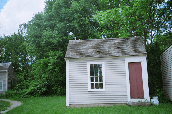 One Room School House In Georgetown, MA