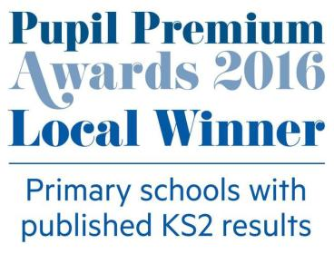 Image result for pupil premium winner