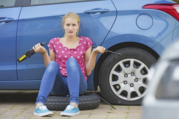 Primary Towing Flat Tire Service