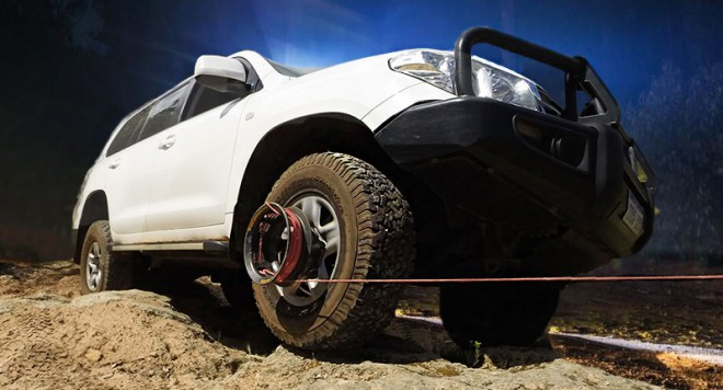 Winch Out | Emergency towing San Diego
