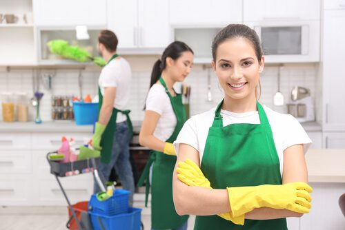 Maid Services in Columbus, WI