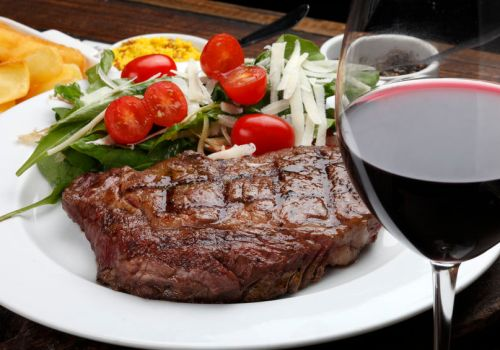 How Do You Eat Healthy At a Steakhouse? - Prime 13 Woodfire Grill