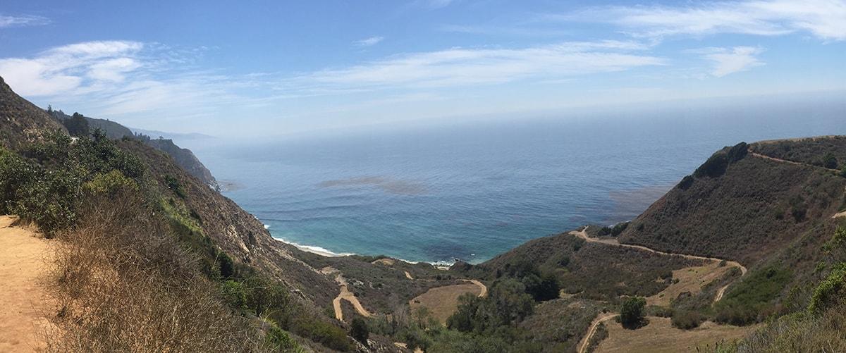 Big Sur coast, California Pacific Coast Highway