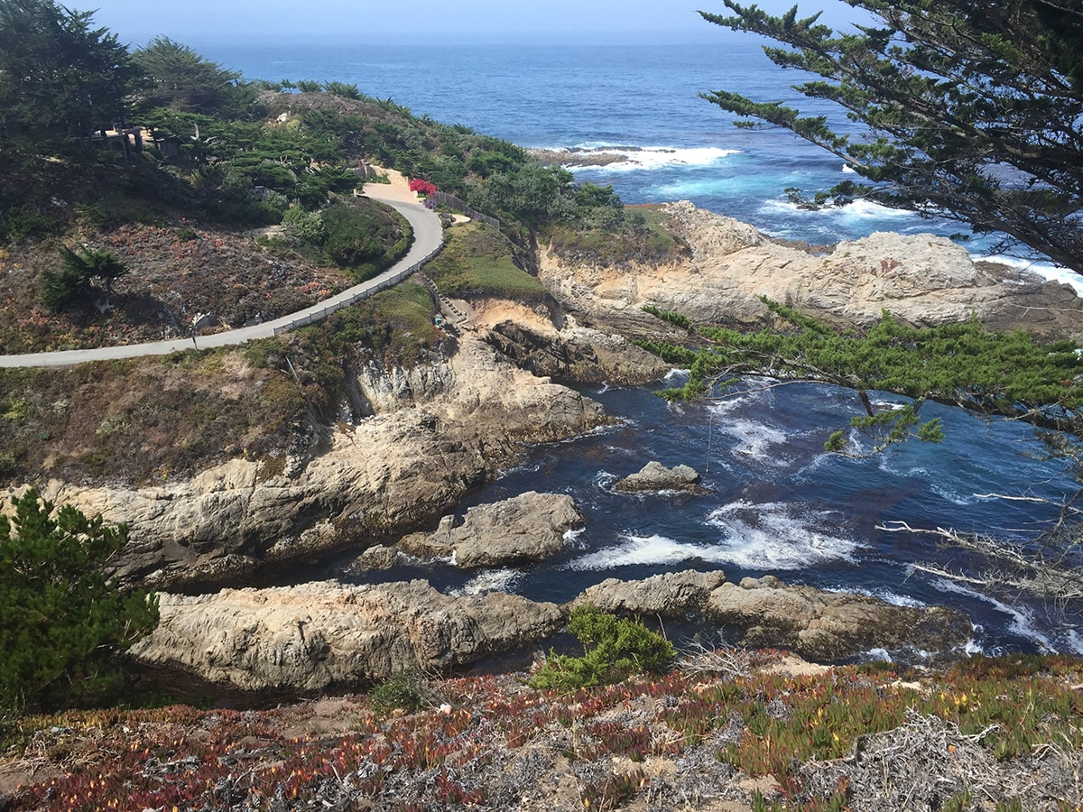 Caremel-by-the-sea Monterrey, California Pacific Coast Highway