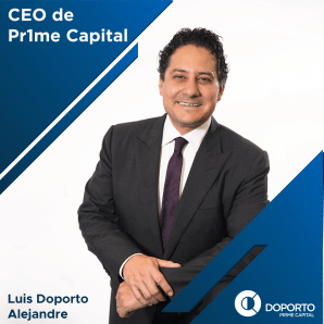 La importancia del factoraje financiero en la crisis del CO VID 19 Luis Doporto Alejandre Ceo de PR1ME Capital PR1ME Capital The importance of financial factoring in the COVID crisis 19