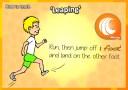 leaping jumping fun kids sport pe