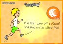 leaping jumping fun kids sport pe