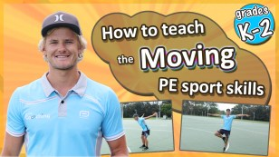 athletics sport pe kids teacher help how to resources pe