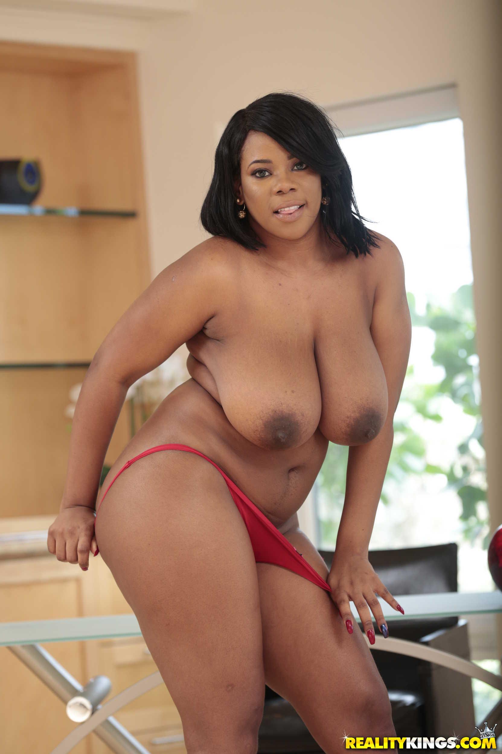 tumblr ebony tits