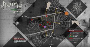 Homs au coeur de la révolte syrienne - PriMed 2013 voir le webdocumentaire