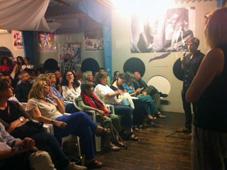 Notte del documentario - PriMed - Roma