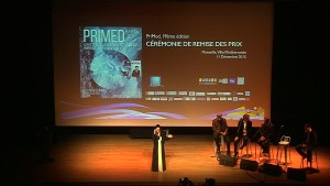 Biyouna - Remise des Prix - PriMed 2015