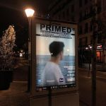 PriMed 2018 poster in Marseille