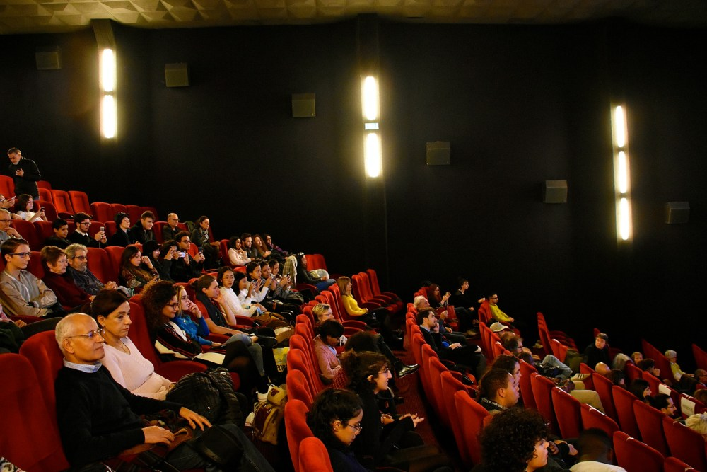 Screening Conference Cinéma Le Prado