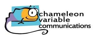 Chameleon Variable Data Communications