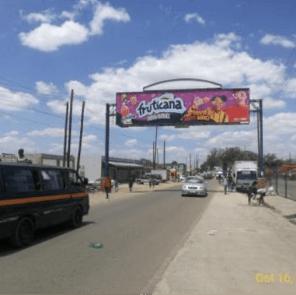 Roadside Static – Gantry