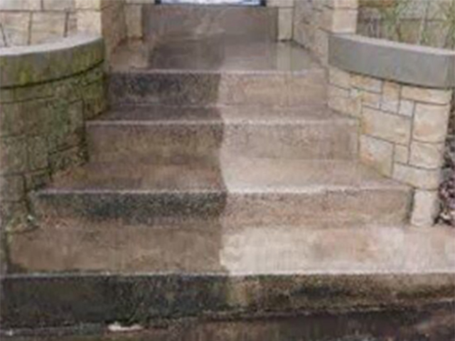 High Pressure Cleaning-Sydney North Shore and Beaches
