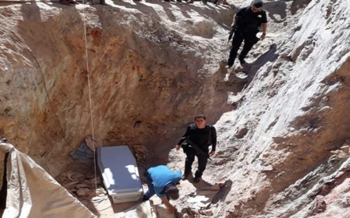 Mulher cai em buraco de garimpo ilegal ao levar comida para o marido e morre em MT