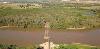 Governo deve retomar obras da ponte na W11 em Rondonópolis