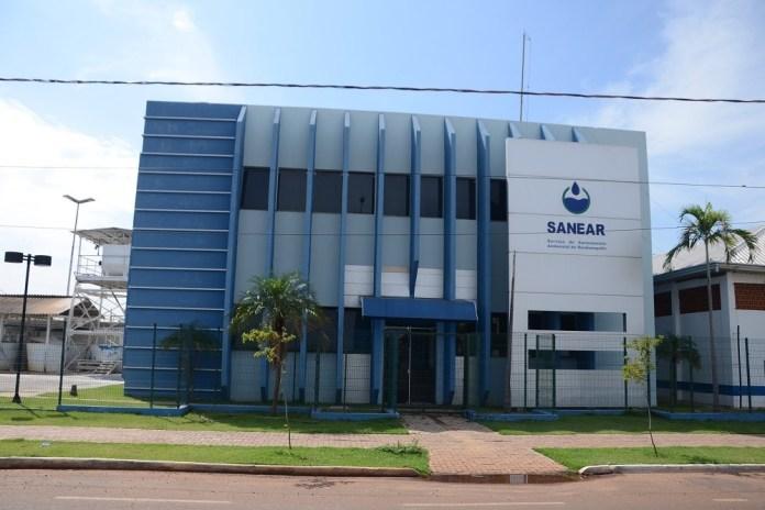 Sanear realiza manutenção emergencial no sistema de abastecimento da região Central