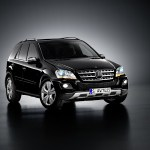 NOVO MERCEDES-BENZ ML REESTILIZADO
