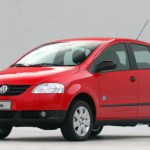 VOLKSWAGEN ANUNCIA RECALL DO VW FOX