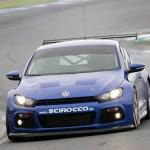 VW REVELA PRIMEIRAS IMAGENS DO SCIROCCO R-LINE