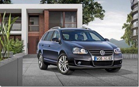 NOVO VW GOLF VARIANT INDIVIDUAL NA ALEMANHA