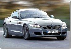 MAIS PROJEÇÕES DO NOVO BMW Z4
