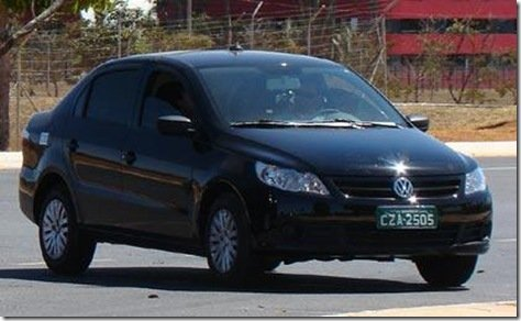 FLAGRA DO NOVO GOL SEDAN!