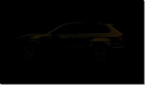 TEASER DO BMW X1