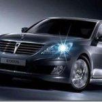 O novo Hyundai Equus