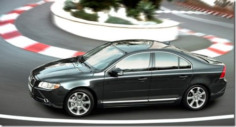 Novo Volvo S80, que estará no Salão de Genebra