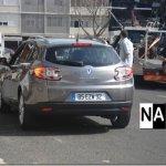 Flagrado o Renault Mégane III Grand Tour sem camuflagem