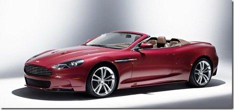 Genebra 2009-Aston Martin mostrará DBS Volante
