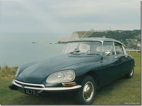 Citroën pode retomar nome DS em seus modelos