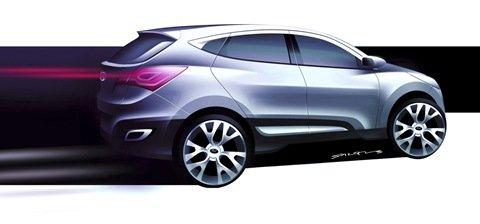 Salão de Genebra-Hyundai HED-6 Concept
