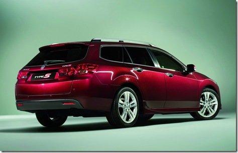 Honda mostrará linha Type-S do Accord em Genebra