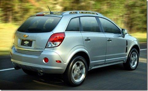 Chevrolet explica motor 2.4 Ecotec do Captiva, segundo ela, ele faz 14,9 km/l