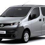 Genebra 2009-Nissan NV200