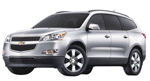 Chevrolet lança o Traverse no Mexico