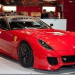 As fotos da Ferrari 599xx aparecem antes do esperado