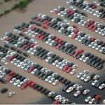 Ford não venderá os Ka danificados pela inundação da ultima terça-feira