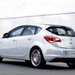 Possível imagem da nova geração do Opel Astra