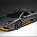 Primeiras imagens oficiais da Lamborghini Murciélago LP 650-4 Roadster