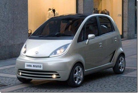 Tata Motors quer vender o Nano até nos Estados Unidos