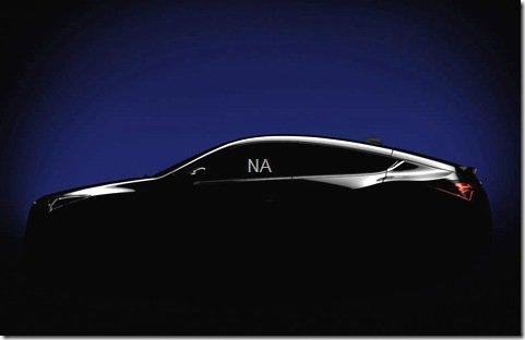 O novo crossover da Acura se chamará ZDX