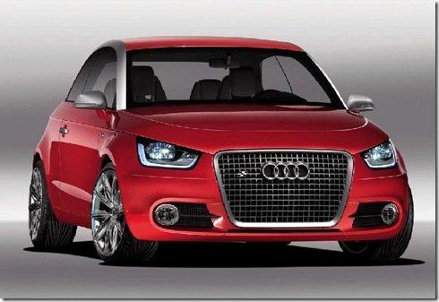 Audi A1 chegará ao Brasil em 2010