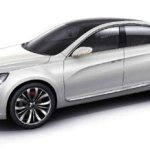 Kia VG Concept – Primeira imagem do futuro concorrente do Azera