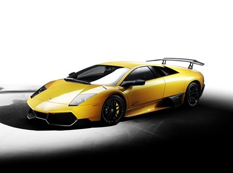 Lamborghini mostrará em Genebra LP 670-4 SuperVeloce